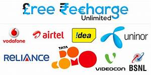 Free Mobile Recharge Unlimited App Announcements