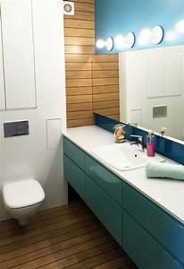 Petite Salle De Bain Design : la petite salle de bain moderne id es de d coration ~ Dailycaller-alerts.com Idées de Décoration