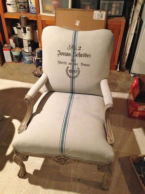 painting fabric upholstery  annie sloan chalk paint