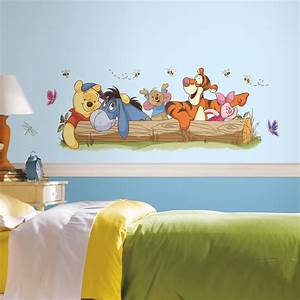 winnie the pooh outdoor fun wall decals rosenberryroomscom With winnie the pooh wall decals