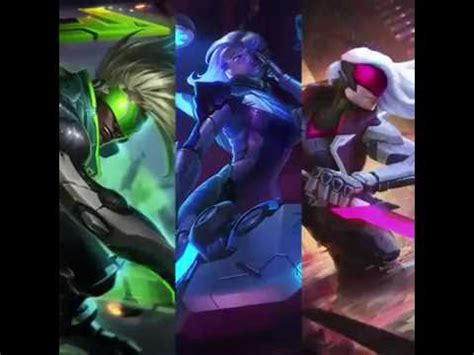 New Skins Project And Splash Arts  Project Ashe Project