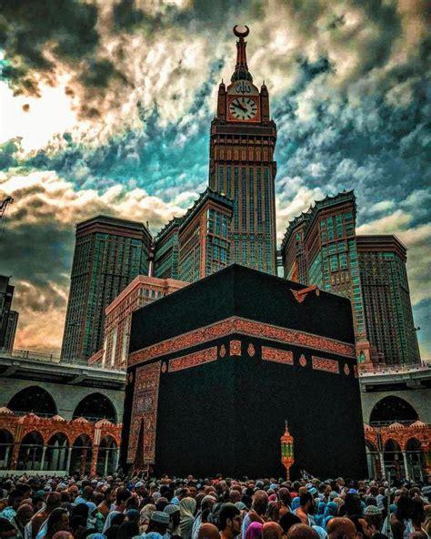ka bah wallpaper islami fotografi arsitektur