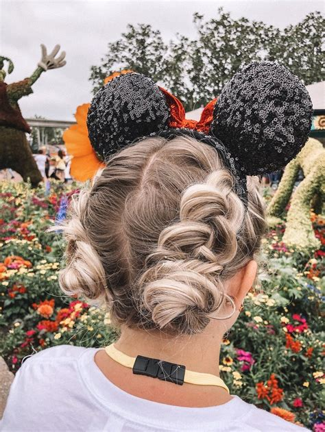 Top 5 Easy Hairstyles for Mickey Ears in 2020 Disney