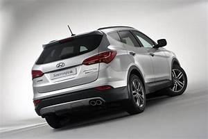 Used Hyundai Santa Fe Estate  2012