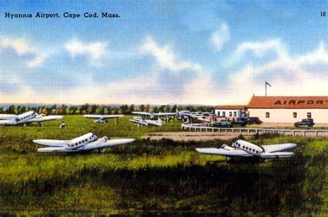 Hyannis Airport  Cape Cod, Massachusetts