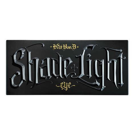 Shade Light Eye Contour Palette Kat Von D Contour