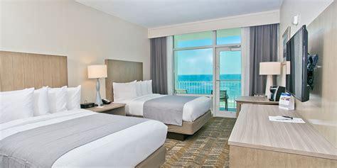 Beachfront Queen Beds Kids Bunk Room Tides Hotel Orange