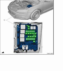 I Need A Fuse Box Diagram For A 2011 Volkswagen Jetta Se Vin 3vwd7aj4bm052008  Please Include