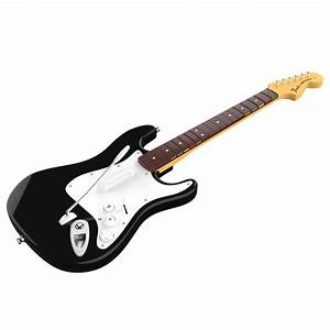 Rock Band 4 Wireless Fender Stratocaster Guitar Xbox One
