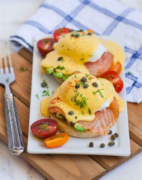you cuisines smoked salmon eggs benedict tatyanas everyday food