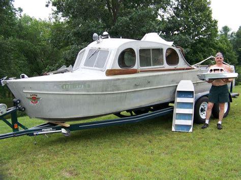 Old Aluminum Boat For Sale aluminum vintage aluminum boats