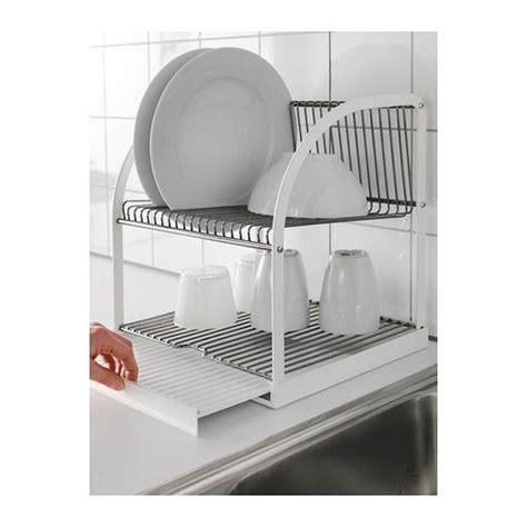 Ikea Küchenutensilien by Best 197 Ende Abtropfgestell Silberfarben Wei 223 Kitchen