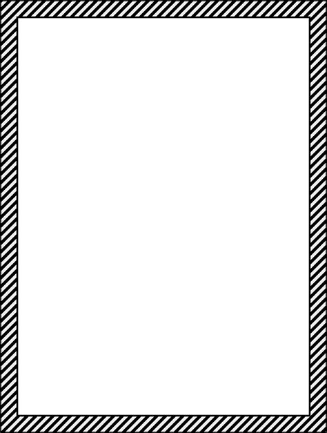 cute blank clipart frame clipground