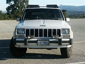 1989 Jeep Cherokee - Overview