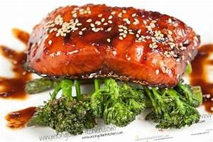 Teriyaki Salmon Recipe [ Step by step picture recipe