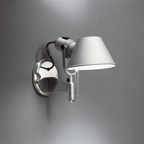 tolomeo applique applique tolomeo faretto led h 23 cm led aluminium h