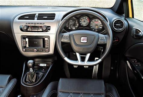 seat leon cupra   car review honest john