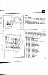 Mitsubishi Adventure Fuse Box Diagram