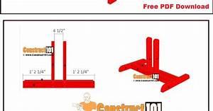 Seesaw Plans - PDF Download Seesaw, Diy kids furniture