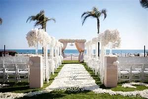hotel del coronado wedding featured in ceremony magazine With honeymoon ideas san diego