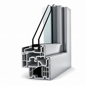 Fenetre Bois Double Vitrage : fen tre alu double vitrage kf 310 internorm ~ Premium-room.com Idées de Décoration