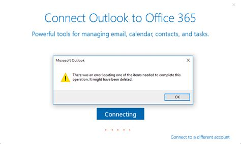 Office 365 Outlook Unable To Send Email by Issues Connecting Outlook 2016 To O365 Microsoft Community