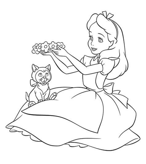 Free Printable Walt Disney Coloring Pages