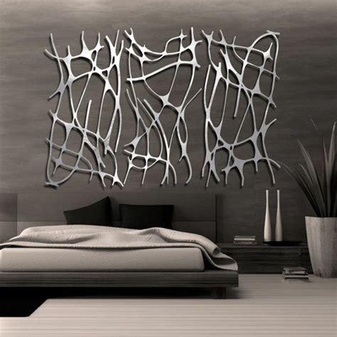 robe de chambre de luxe la décoration murale en métal touches d 39 élégance pour l