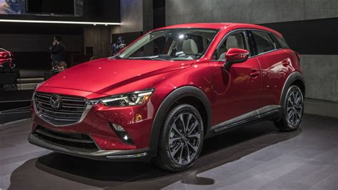 2019 Mazda Cx3 Subcompact Crossover Starts At $21,365