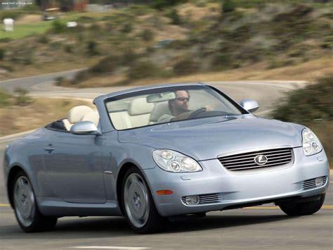 100 Lexus Sc430 1999 2002 Lexus Sc430 Convertible