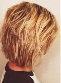 2017 Short Layered Hairstyles