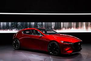 Mazda Kai Concept : the kai concept holds mazda s internal combustion future the verge ~ Medecine-chirurgie-esthetiques.com Avis de Voitures