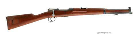 Swedish Rifles 1894 To 1960