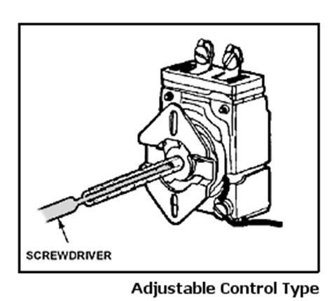 ge monogram oven     thermostat