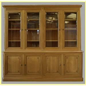 Meuble Bibliothèque Bois : biblioth ques louis xvi meubles hugon meubles normands bernay haute normandie ~ Teatrodelosmanantiales.com Idées de Décoration