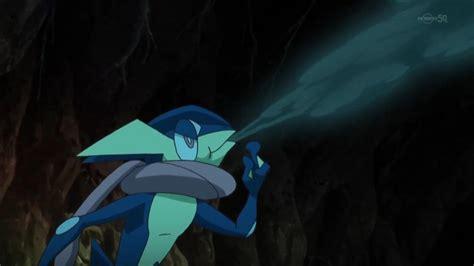 image sanpei greninja smokescreenpng pokemon wiki