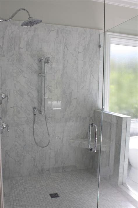 grey rug lewis carrara porcelain tile bathroom with carrara porcelain