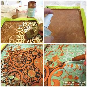 best 25 stencil patterns ideas on pinterest stencil With best brand of paint for kitchen cabinets with custom tattoo stickers