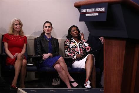 Hope Hicks Toes