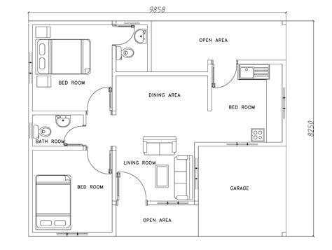 floor plans free 100 cad floor plans free villas dwg models