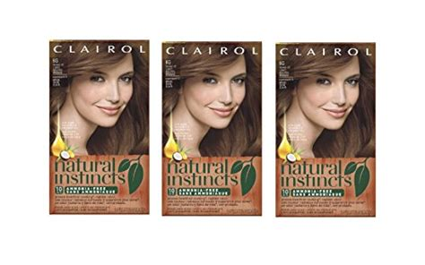 Clairol Natural Instincts, 011g, Amber