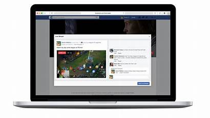 Screen Streaming Pc Broadcast Computer Pelo Desktop