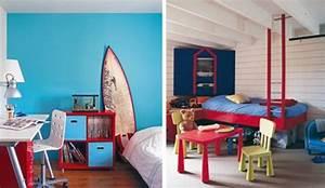 Lit Enfant 5 Ans : 20 id es pour une chambre d 39 enfant sympa et styl e c t maison ~ Teatrodelosmanantiales.com Idées de Décoration
