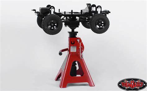rcwd adjustable jack stand truck display