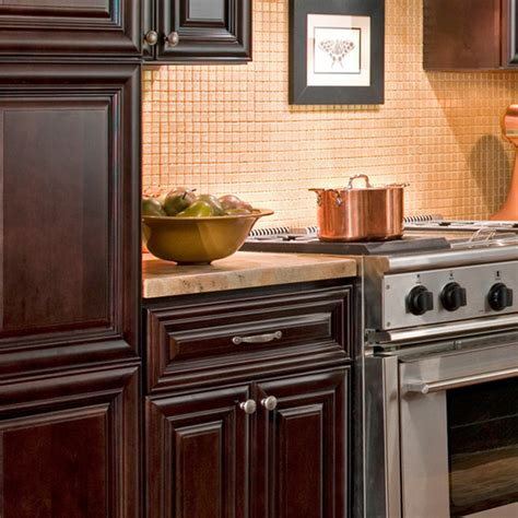 findley and myers cabinets findley myers palm beach dark chocolate kitchen cabinets
