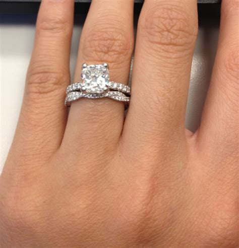 please post your matched mismatched wedding bands
