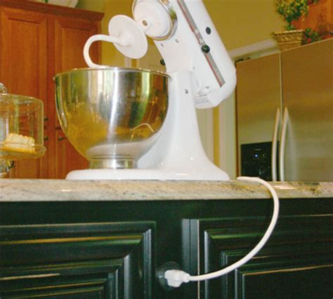 kitchen island electrical outlet too many outlets alternatives for electrical outlets in your kitchen a little design help