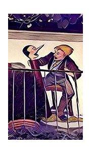 Travelnews: Pinocchio Art
