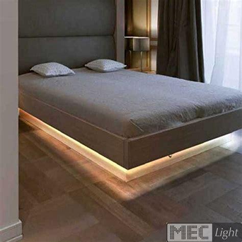 Led Streifen Bett by Bett Led Stripe Set Mit Sensor Bewegungsmelder Nachtlicht