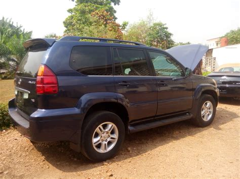 Sold!!! Tokunbo 2004 Lexus Gx470 For Sale At #3.370